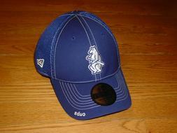 Chicago Cubs New Era 3930 Cooperstown Trucker Hat Mesh Cap M