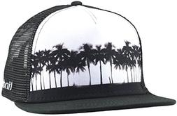 Lindo Cool Trucker Hat - Row of Palms by