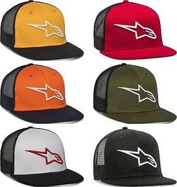 Alpinestars Corp Trucker Hat -  Mens Lid Cap