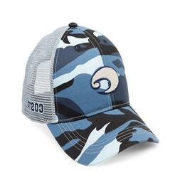 Costa Del Mar Costa Camo Logo Hat