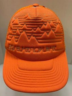 cross stitch trucker hat snap back hat