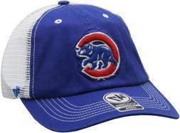 Cubs Closer Stretch Fit Hat Trucker Mesh OSFA