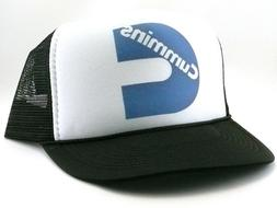 Cummins Trucker Hat mesh hat snapback hat black new adjustab