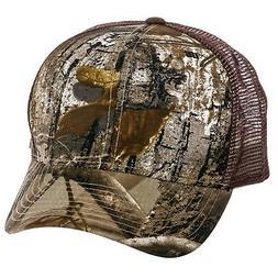 DECKY Curved Bill Trucker Snap Back Baseball Cap Hat