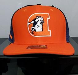 Nike Denver Broncos Classic 99 Fitted Trucker Hat Size Large