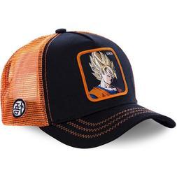 Dragon Ball New Brand Goku Super 14 Styles Snapback Cotton B