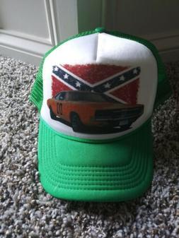 Dukes of Hazzard Trucker Hat Dad Retro 80's Dvd shirt Collec