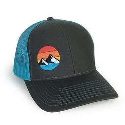 WUE Explore The Outdoors Trucker Hat - More Colors Charcoal/