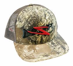 Fishing Hat Z Man Logo Trucker Hat Realtree Camo Fishing Hat