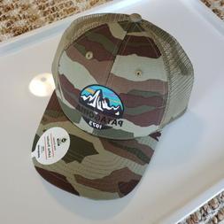 Patagonia Fitz Roy Scope LoPro Trucker Hat - Bear Witness Ca