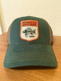 Fly Fishing Film Tour 2020 ~ Costa ~ Trucker Hat ~ NWOT