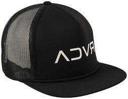 RVCA Foamy Trucker Hat - Black - New