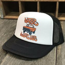 Ford Fun Truck 4x4 F150 Trucker Hat Vintage 70s 80s Mesh Sna