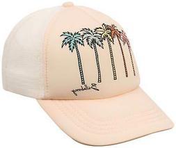 Billabong Girl's Ohana Trucker Hat - Just Peachy - New