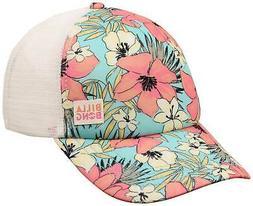 Billabong Girl's Shenanigans Trucker Hat - Mo-Mint - New