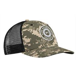 TAYLORMADE GOLF LIFESTYLE TRUCKER MESH HAT CAP DIGITAL CAMO