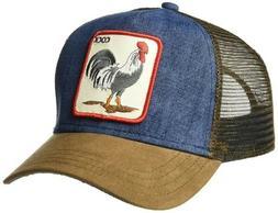 Goorin Bros. Animal Farm Trucker Snapback Hat Cap rooster Na