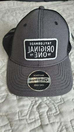 TaylorMade Hat/Cap Original One 1979 Trucker Mesh SnapBack~O
