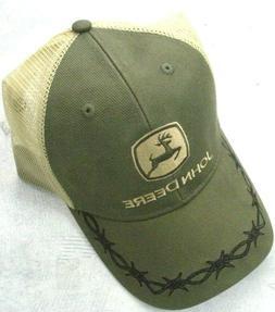 John Deere Hat, John Deere Cap, Trucker hat. 13080449 ov   N