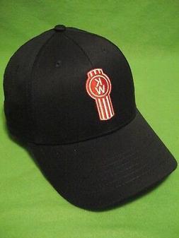 KENWORTH HAT:       NAVY BLUE TWILL CAP / TRUCKER CAP *FREE