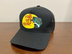 Bass Pro Shops Hat Trucker Mesh Baseball Cap Snapback Fishin