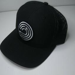 Richardson Hats, Style 112 With Crescent Logo Black/Black Me
