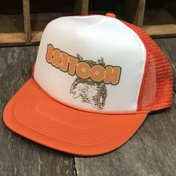 hooters owl trucker hat vintage 80s 90s