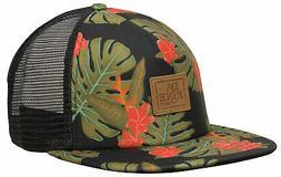 DaKine Hula Women's Trucker Hat - Jungle Palm - New
