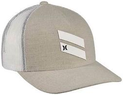 Hurley Icon Slash Trucker Hat - Grey - New
