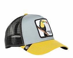 Goorin Bros Iggy Narnar Tucan Men's Trucker Hat 101-0509-GRY