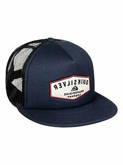 Quiksilver™ Jetty Grind - Trucker Cap for Men - Trucker Ha