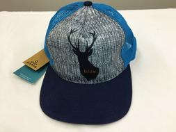 Prana Journeyman Trucker Hat, Deer/Wild