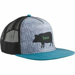 Prana Journeyman Trucker Hat - Men's Road Hog One Size
