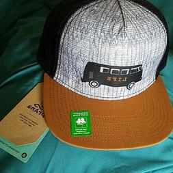 Prana Journeyman Trucker Van Hat