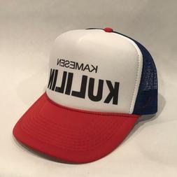 Kameson Kulilin Trucker Hat Retro Dragon Ball Z DBZ Snapback