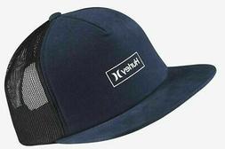 Hurley Kids' Boys' Youth Locked Trucker Hat Cap - Blue Force