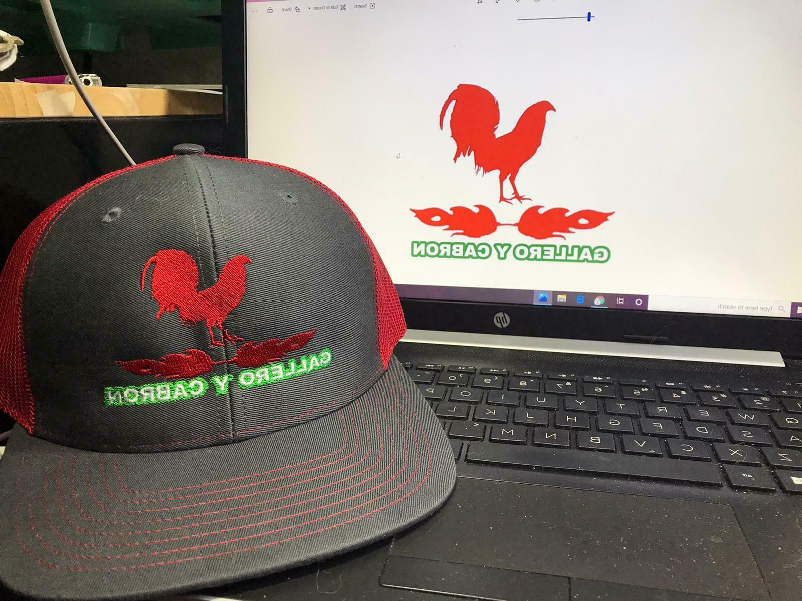 1 112 Embroidered With Logo .. Hat