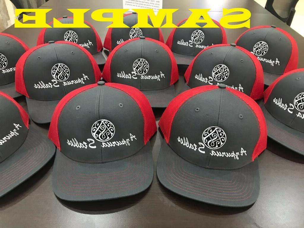 1 112 Embroidered With .. Ask Hat