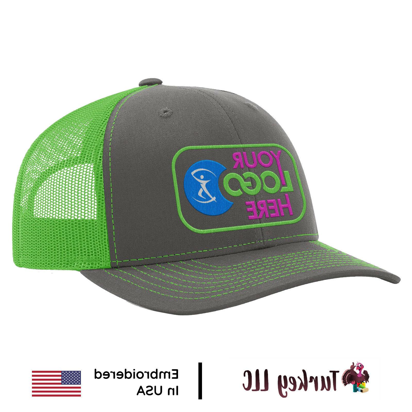 1 Richardson 112 Embroidered With Your .. Hat