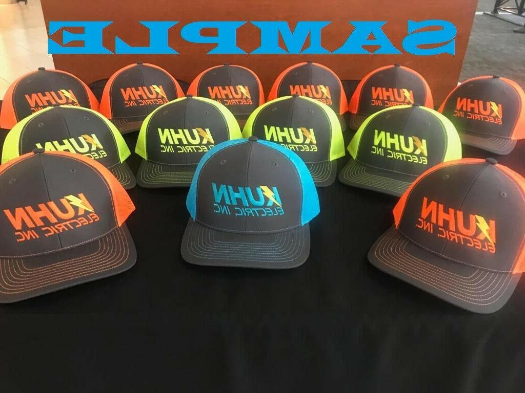1 Richardson 112 Hat Embroidered With Your .. Ask Hat