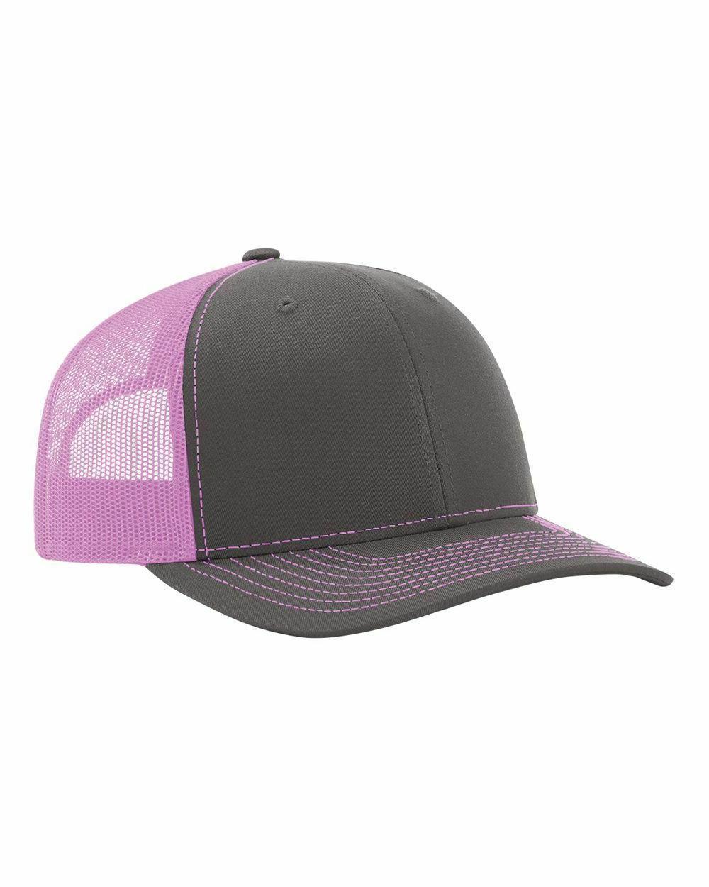 Richardson Trucker Ball Mesh back Cap