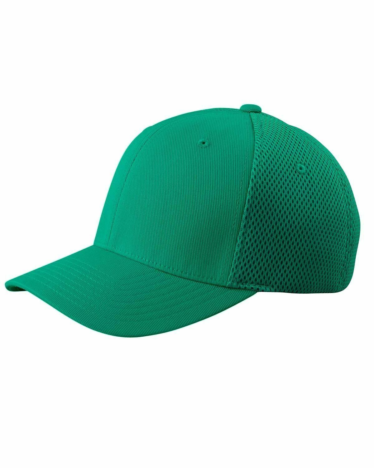 with Mesh Fitted Trucker Hat SIZE S/M
