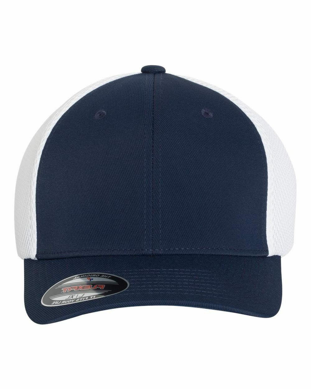 FLEXFIT 6533 Ultrafiber Cap with Air Fitted Trucker S/M
