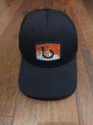 AVID Sportswear Premium Headwear Fishing Trucker Hat, New!