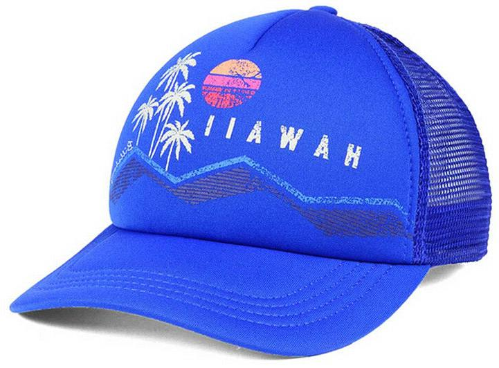Billabong Hawaii Adjustable Hat Trucker Mesh HI 808