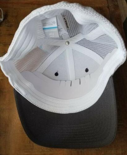 Columbia PFG Mesh Trucker Hat Trio Flexfit L/XL