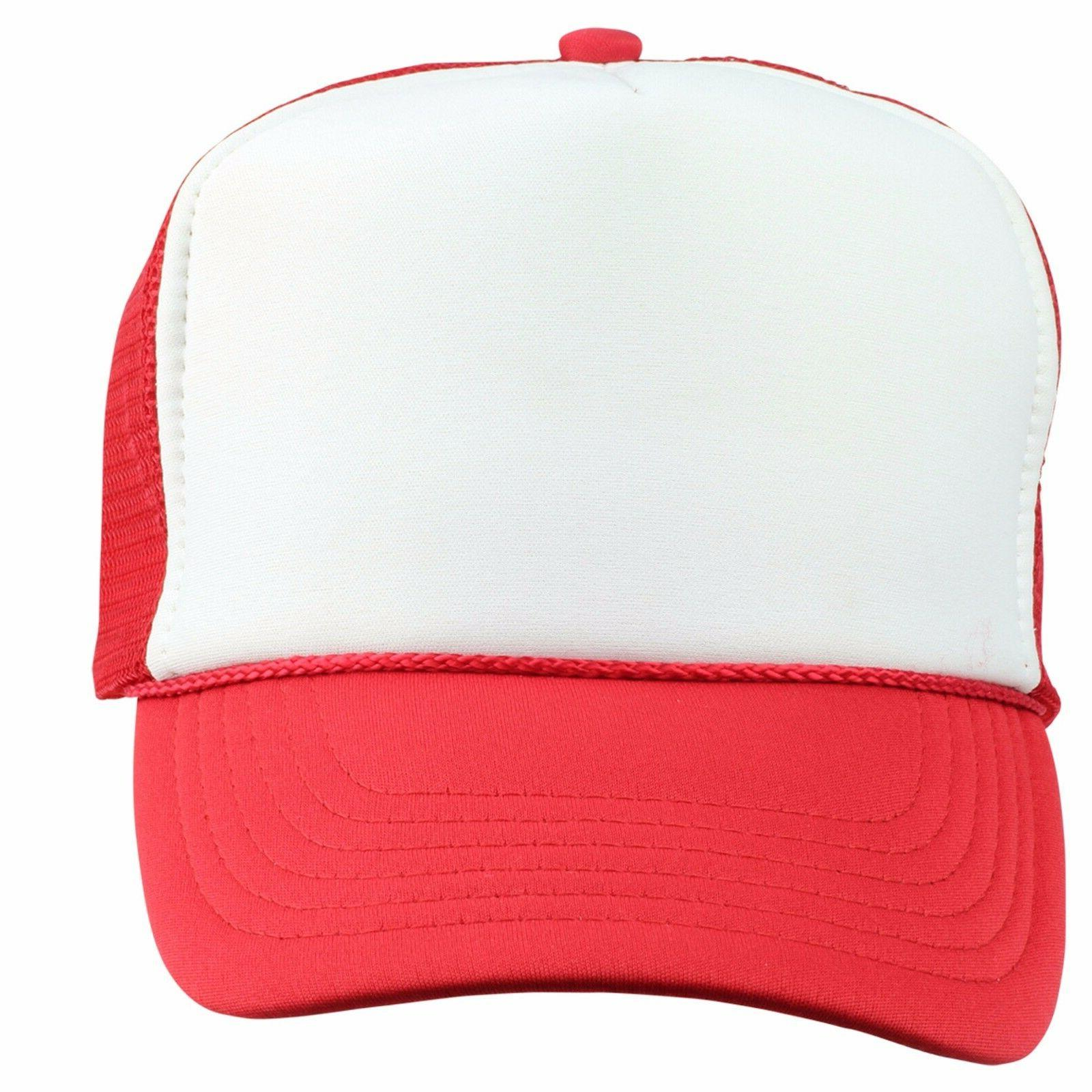 DALIX Handy Manny Hat Red White Kids Youth Shipping