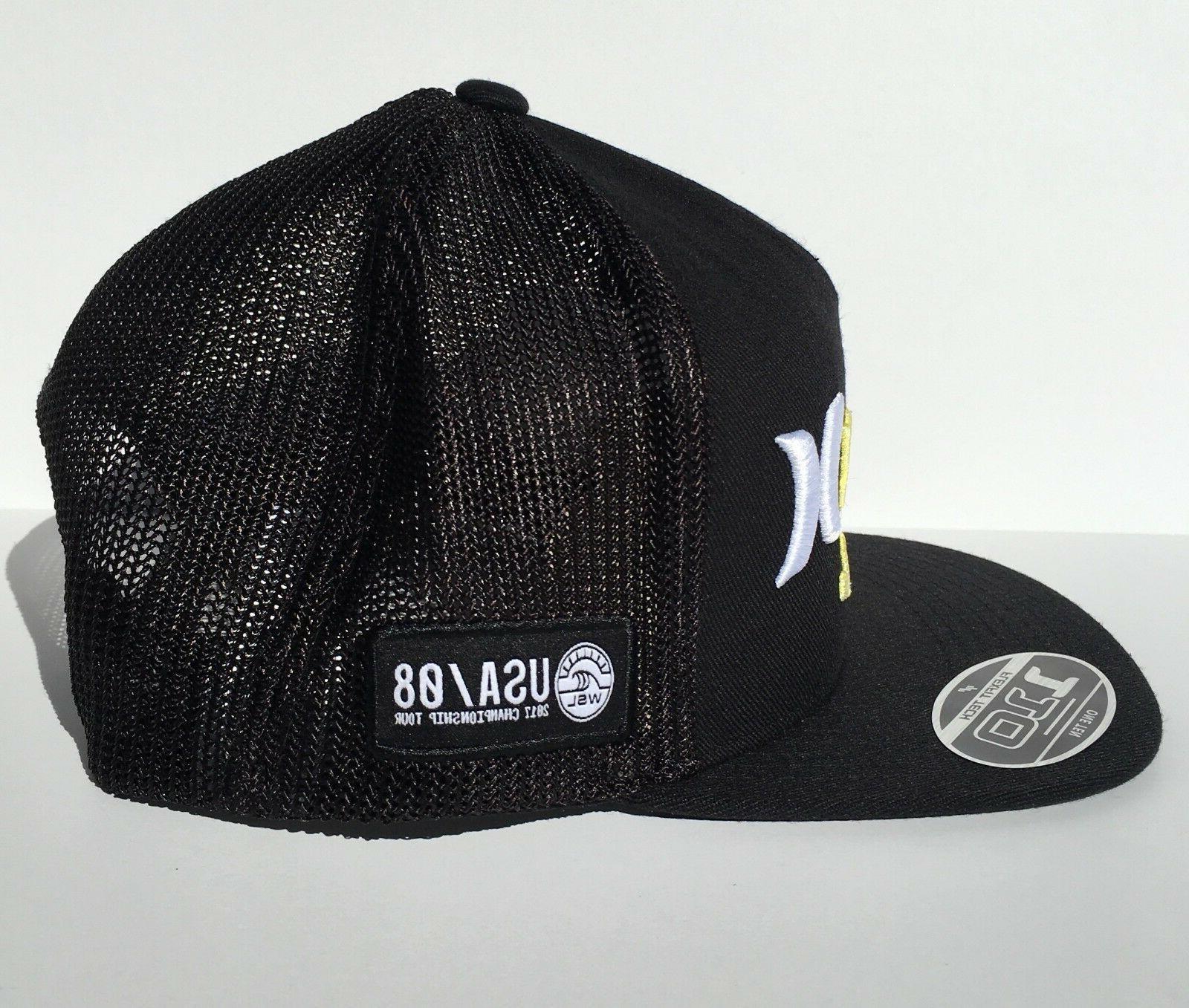 Hurley Championship Tour Hat JJF FlexFit