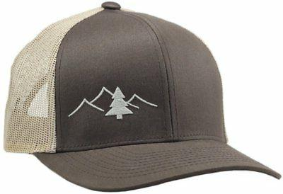 Lindo Trucker Hat - Great Outdoors Collection - by 88ae6a20dbc3