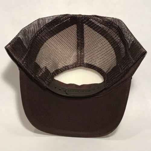 Mack Trucks Hat Brown Style Cap